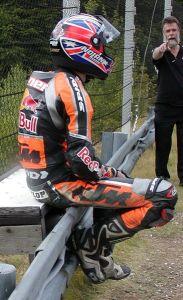 Bersama Red Bull 2004 After Crash