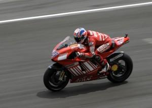 Juara Dunia Pertama Kali di Kelas MotoGP Musim 2007
