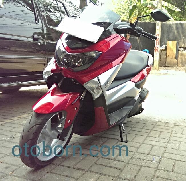 Yamaha NMax Merah Otoborn 03