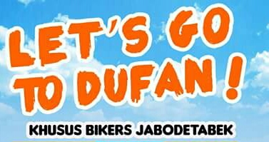 Khusus Bikers Diskon Masuk Dufan It S A Passion