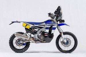 2016 Yamaha WR450F Rally Otoborn 01