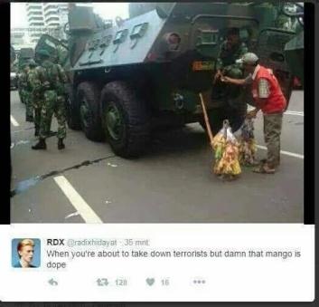 potret unik tragedi terorisme bom sarinah jakarta 01