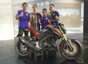 yamaha xabre 150 owner dealer meeting 2016 bali indonesia