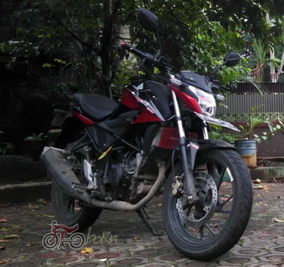 All New CB150R 2015 lis