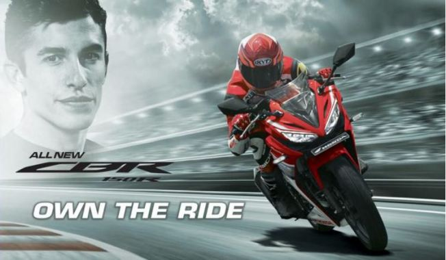 honda all new cbr150r 2016 otoborn.com own the ride