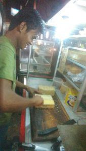 Mas Lis Roti Bakar AAN Cibubur Arundina