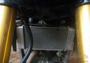 radiator yamaha xabre otoborn 2016
