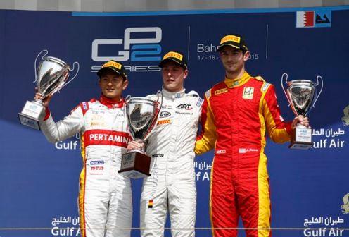 rio haryanto gp2 2015 bahrain 1st win otoborn.com