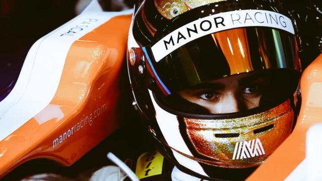 pascal wehrlein f1 manor racing formula one 2016
