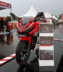 all new cbr150r red otoborn 06