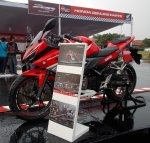 all new cbr150r red otoborn 07