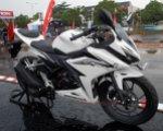 all new cbr150r white otoborn 01