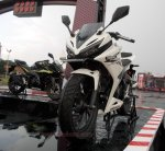 all new cbr150r white otoborn 05