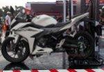 all new cbr150r white otoborn 06