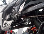 all new cbr150r white otoborn 12