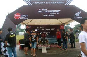 booth dynotest