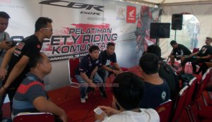 materi safety riding