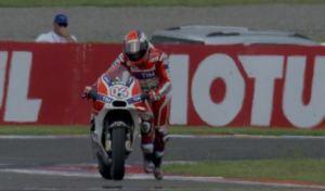 Andrea Dovizioso Ducati GP16 ArgentinaGP 2016