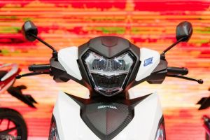 head putih honda winner supra x150r