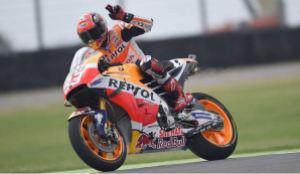 Marc Marquez Repsol Honda HRC MotoGP 2016