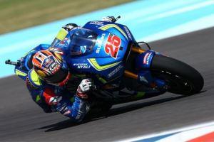 Maverick Vinales Suzuki Ecstar MotoGP 2016