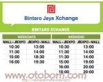 shuttle bus iims2016 bintaro jaya exchange otoborn