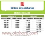 shuttle bus iims2016 bintaro jaya exchange otoborn