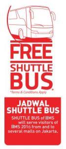 shuttle bus iims2016 otoborn