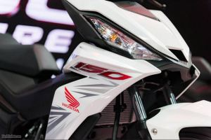 striping sayap honda winner supra x150r