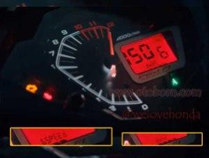 supra x150 speedometer greetings otoborn