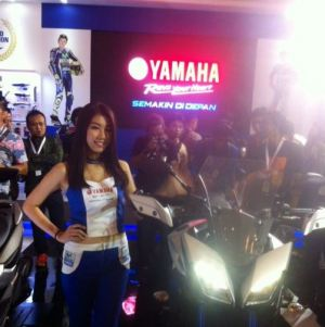 yamaha indonesia mt-09 iims2016