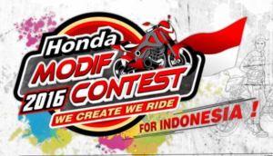 icon honda modif contest 2016