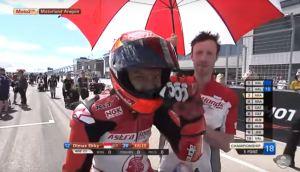 Dimas Ekky Moto2 FIM CEV Repsol 2016 Start