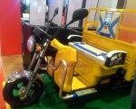 Huadian SAPI 1.7 Kuning Samping Depan