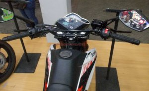 Benelli Motard Dashboard