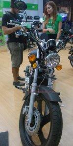 Benelli Patagonian Eagle Motobi250 depan