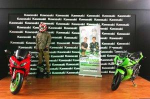 Booth Kawasaki JF2016