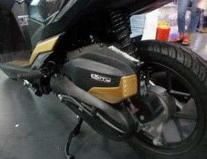 Honda New Vario Aksesoris Terpasang filter