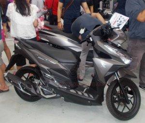 Honda Vario 150 kanan