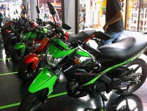 Kawasaki Athlete Pro 125