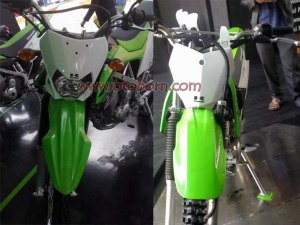Kawasaki KLX Head Cover