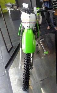 Kawasaki New KLX Depan