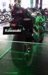 Kawasaki Ninja H2 belakang