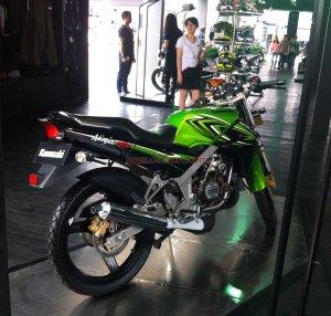Kawasaki Ninja SS First Kanan 2
