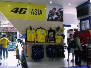 merchandise vr46 asia