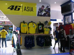 merchandise vr46