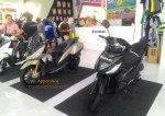 Di GIIAS2016 Sepeda Motor Suzuki Laku 45 Unit New Satria TulangPunggungnya