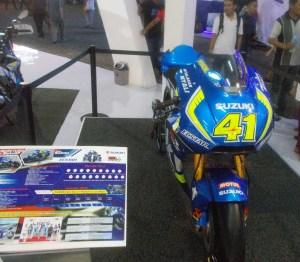 suzuki gsxr motogp aleix espargaro depan