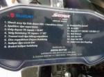 suzuki new satria motocross 2
