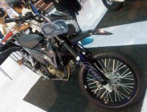 suzuki new satria motocross 3